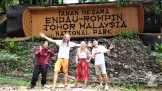 Exploring the Malaysian Jungle: Endau-Rompin National Park: https://zoomologyblog.wordpress.com/2017/05/20/exploring-the-malaysian-jungle-endau-rompin-national-park/